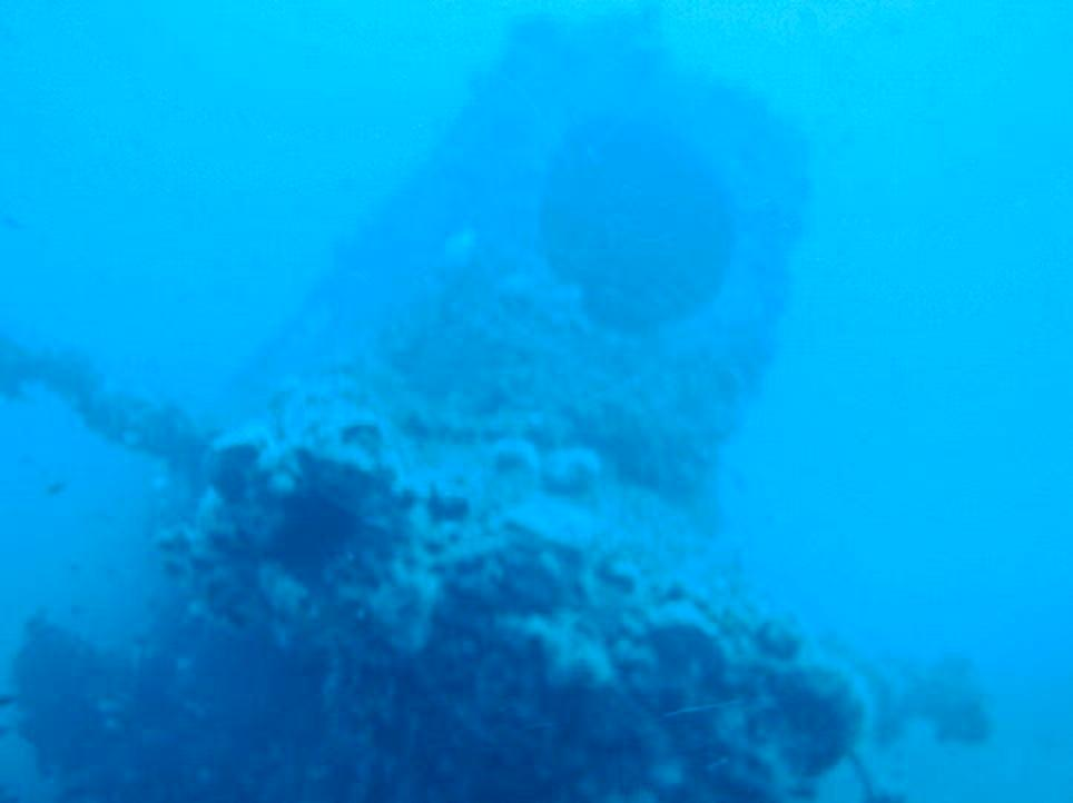 Gozo Diving -  HMS Stubborn 01