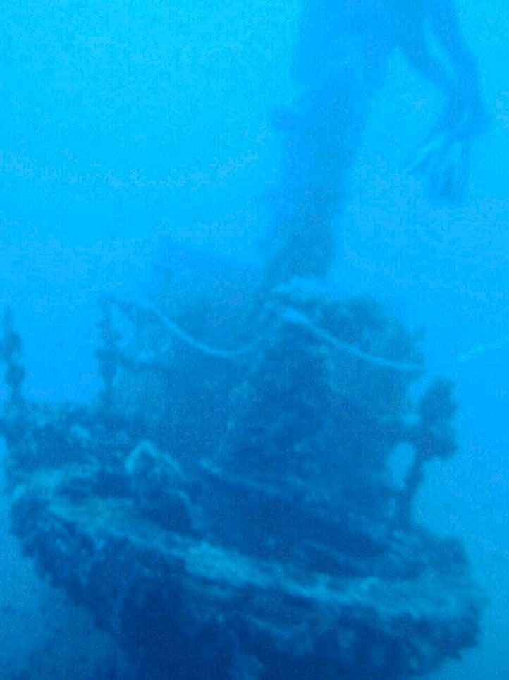 Gozo Diving - HMS Stubborn 04