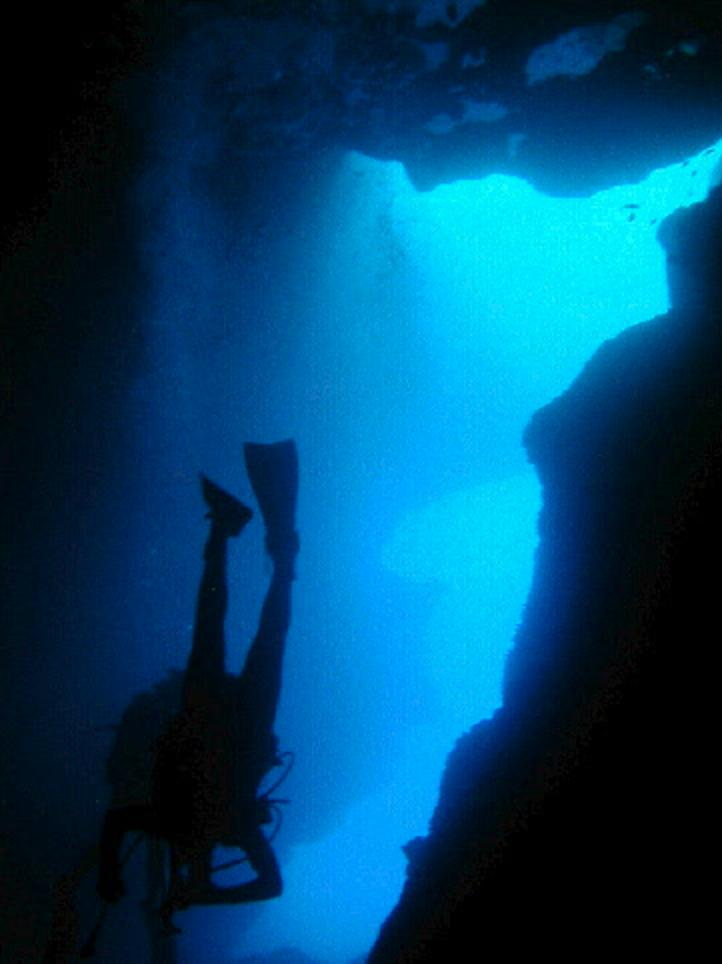Gozo Diving -  Blue Hole 05