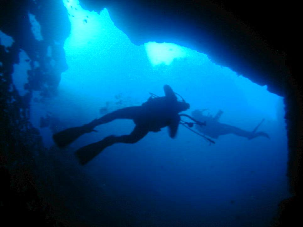 Gozo Diving -  GOZO BLUE HOLE-MARCO-