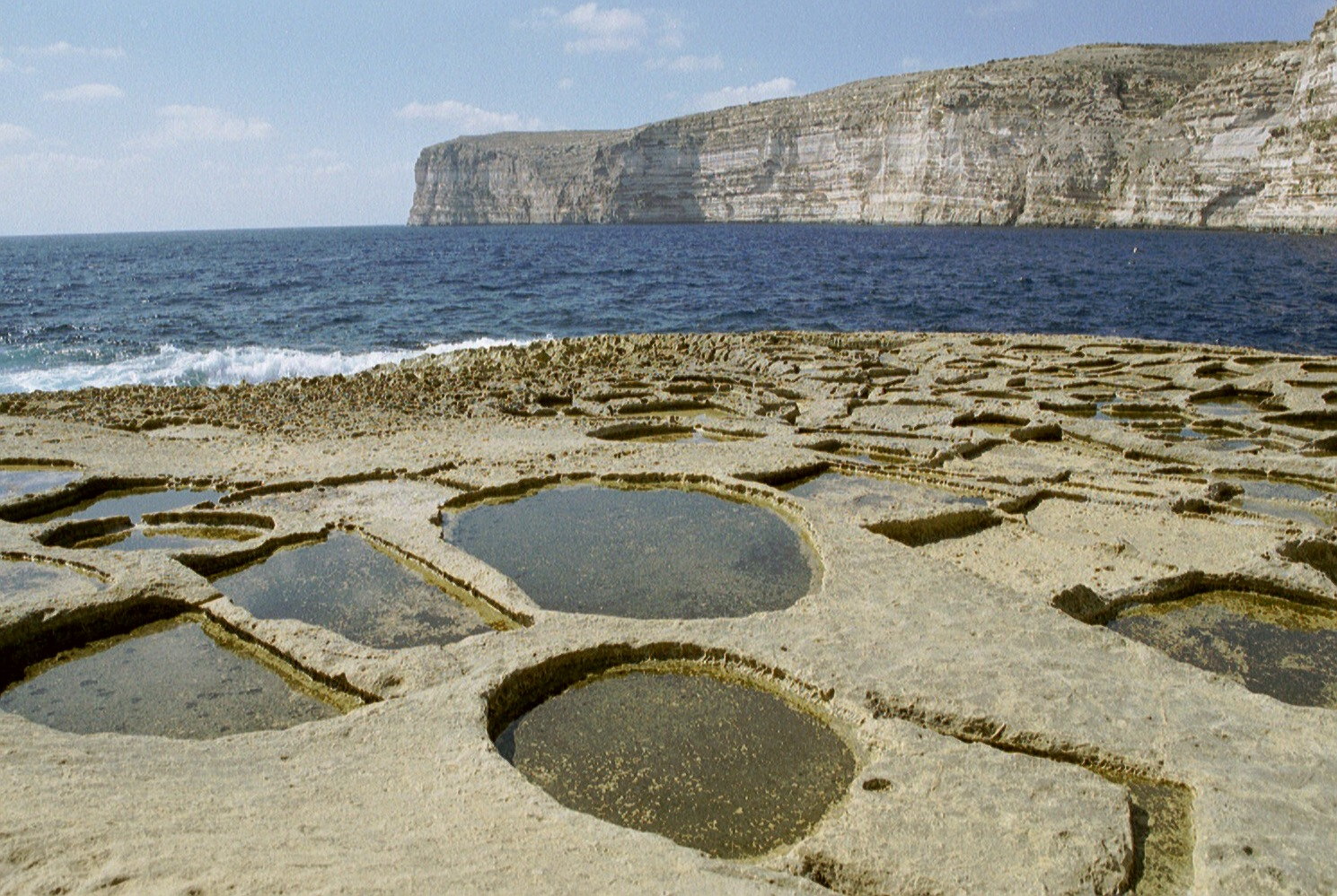 Gozo Diving - Xlendi Salt Pans