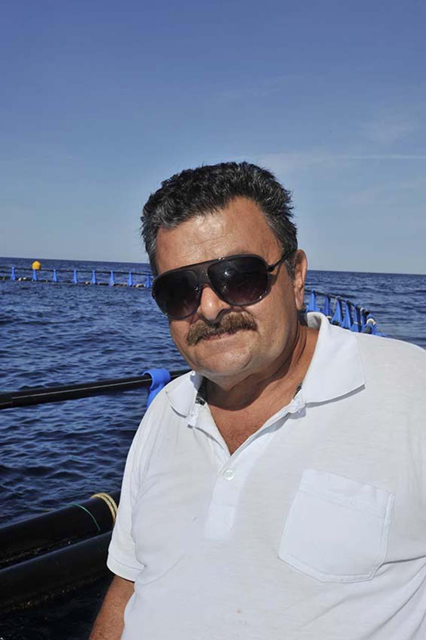 Emi Farrugia, l'homme des thons