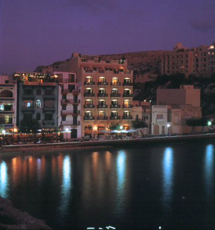 Hotel gozo stpatrick xlendi malte chambre for Hotel quatre etoiles